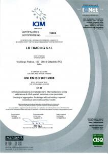 UNI9001-2008